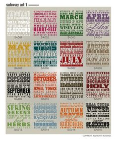 dear brighton : { project life printables roundup }