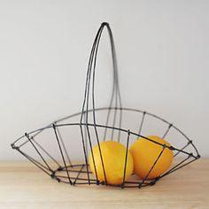 fog linen, lemon, gather basket