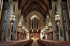 Forth Presbyterian Church by Neal Alan Sacheck, via 500px