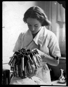 Vintage Hair Salon 1934