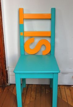 Time out chair DIY