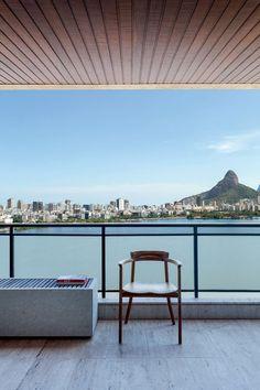 Design 100% brasileiro na Lagoa | Apartmaento de João Caetano de Almeida