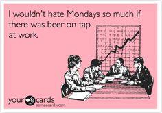 hate mondays, funni stuff, happy monday, tap, thing