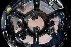 Nikon gear in space - NASA ISS