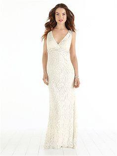 After Six Wedding Dress 1019 http://www.dessy.com/dresses/wedding/1019/