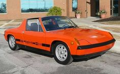This 1971 Porsche 914/4 (chassis 4712315397) is said to have 42,800 miles from new and remains completely unmodifiedapart from a re-spray in...
