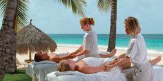 Divi Aruba All Inclusive - Couples Massage on the beach!    #CheapCaribbean   #CCBucketList