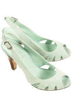Vintage Peep Shoes