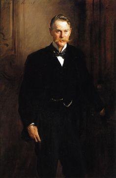 George Frederick McCorquodale, 1902 ~ John Singer Sargent