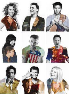 Their inner super heroes.