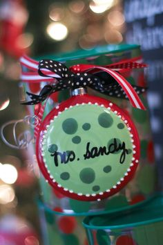 Last Minute Semi-homemade Gift Ideas | | Scissors & Spatulas {and everything in between}