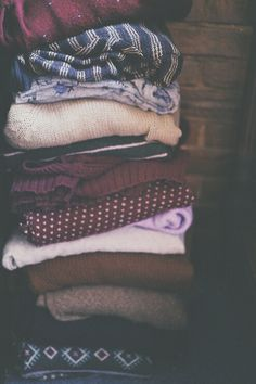 Cozy sweaters. sweaters, fashion, winter, cloth, style, autumn, sweater weather, closet, jumper