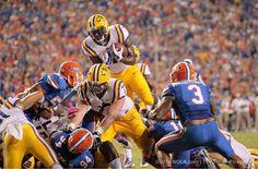 Leonard Fournette : LSU vs. Florida Gators