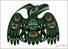 tlingit art - Google Search