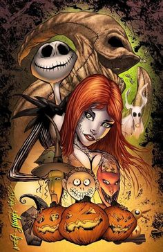 Nightmare Before Christmas by ~TimareeZadel