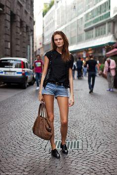 Carolines Mode | StockholmStreetStyle    Irina K