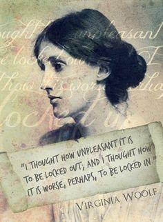 Virginia Woolf by Doublclik