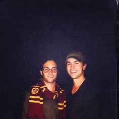 Penn Badgely. Chace Crawford. This is cute!