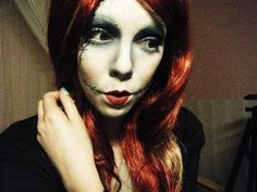 Sally - Halloween Make up Tutorial
