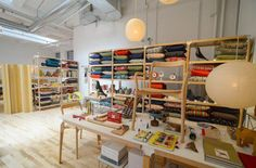 Herman Miller Pop Up Shop Opens in Soho