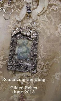 Romancing the Bling: Gilded Relics by Romancing the Bling
