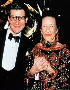 Diana Vreeland and YSL