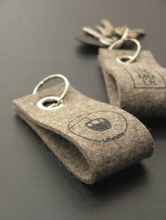 key ring by moormann berge