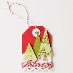 Another gift/Christmas tag...