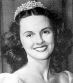 Barbara Walker  Memphis, Tennessee    >Barbara, better known as Barbara Jo, was the last Miss America to be crowned in a swimsuit. She was also the last pageant contestant to represent just a city rather than an entire state (Miss Memphis). Barbara Jo represented a very wholesome image to America. She won the Miss Memphis pageant in 1947, while attending Memphis State College (The University of Memphis) and later that year won the National Pageant and became Miss America 1947. She pursued her de
