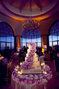 awesome cake table!