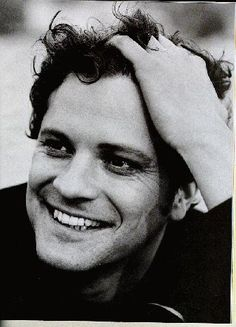 Colin Firth, the one and only Mr Darcy