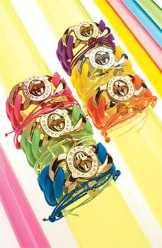 MARC BY MARC JACOBS Friendship Bracelets.