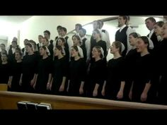 "Sharon Mennonite Bible Institute Chorus ""Be Born In Us"""