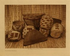 Skokomish Baskets