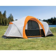 Eagles camp family voyage tent