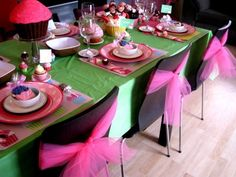 cupcake tea party - love these ideas!