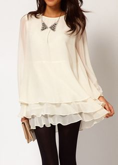Chic top.