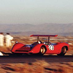 motor race, ferrari 612p