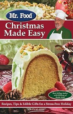 i need this for my Mr Food cookbook collection