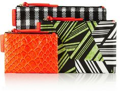 Marc by Marc Jacobs makeup pouches