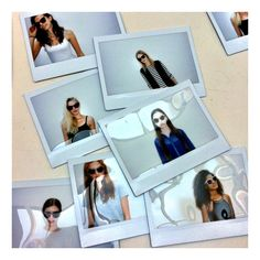 Zanzan casting for the Spring/Summer 2015 look book