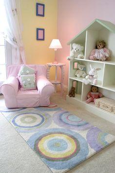 little girls bedroom ideas | Civility Design little girls bedroom 530x795 at Comfortablehomedesign ...