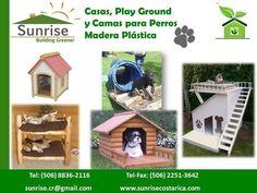 Todo para Perros en Madera Plástica - Sunrise Costa Rica