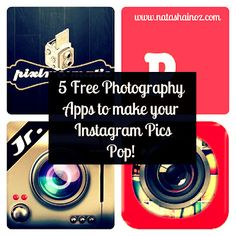 Free Photography Apps! (SST # 20)