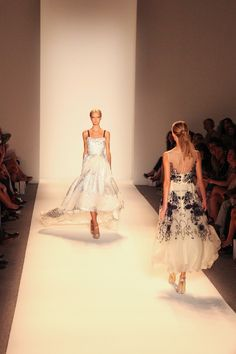 Standout Collection: Lela Rose Spring 2013 | theglitterguide.com