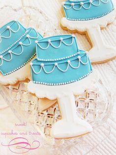 pretty cookie idea
