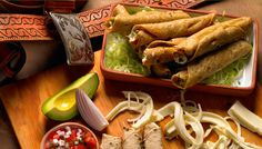 TAQUITOS DORADOS DE QUESO OAXACA | Chef Oropeza