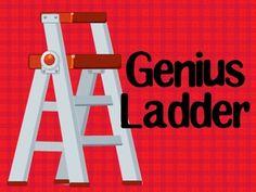 WBT (Whole Brain Teaching) Genius Ladder