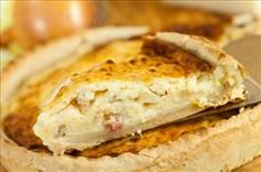 Classic Quiche Lorraine Recipe from our friends at Eggland's Best