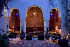A Marrakech Riad